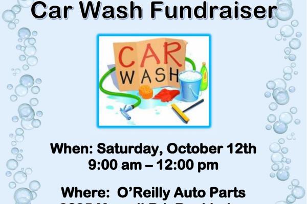 8th Grade Car Wash Fundraiser
