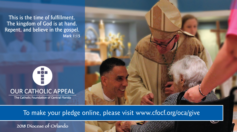 Our Catholic Appeal