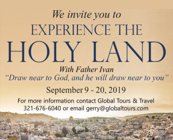 Experience the Holy Land