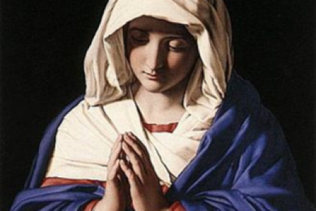 The Blessed Virgin Mary- Part I