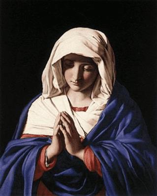La Santísima Virgen María – 1° Parte