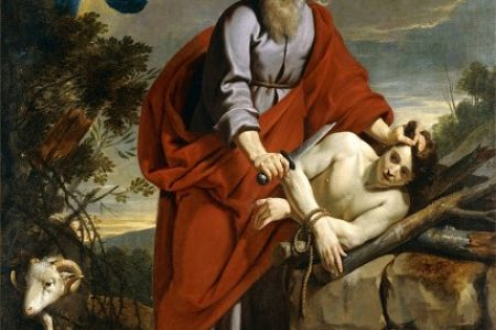 Isaac and Christ