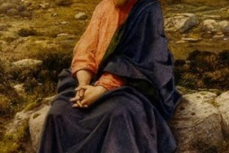 Prayer knocks, Fasting obtains, Mercy receives