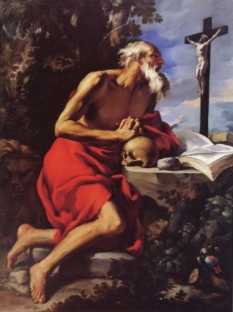 San Jerónimo – Erudito Bíblico