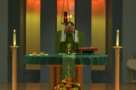 Thirty-Second Sunday in Ordinary Time