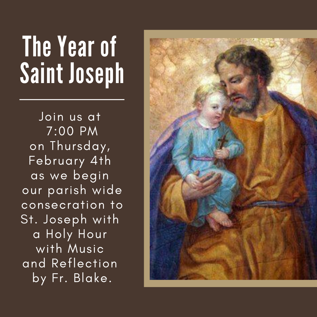 St. Joseph Holy Hour