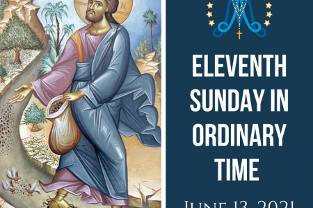 Eleventh Sunday in Ordinary Time