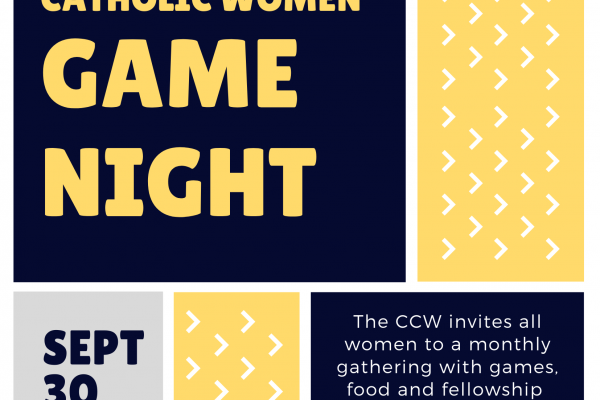 CCW Game Night
